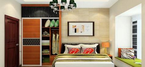 深圳家具定做-衣柜的选择